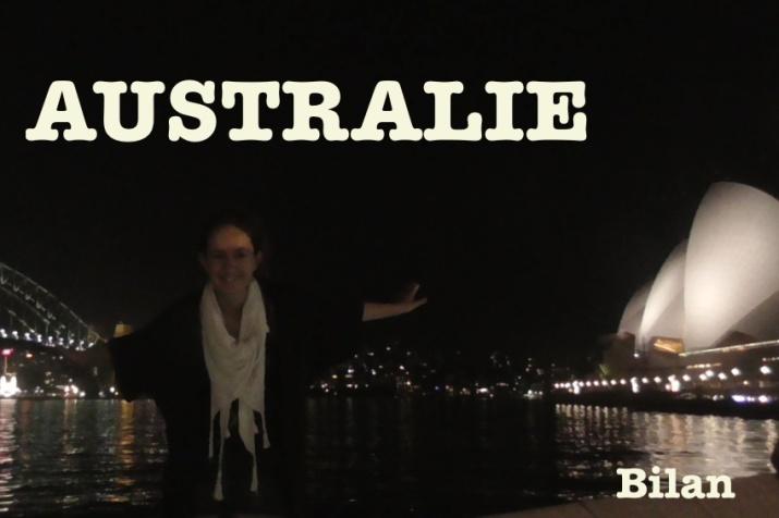 Australie bilan